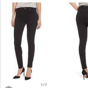 7 for all mankind jeans in Black 27